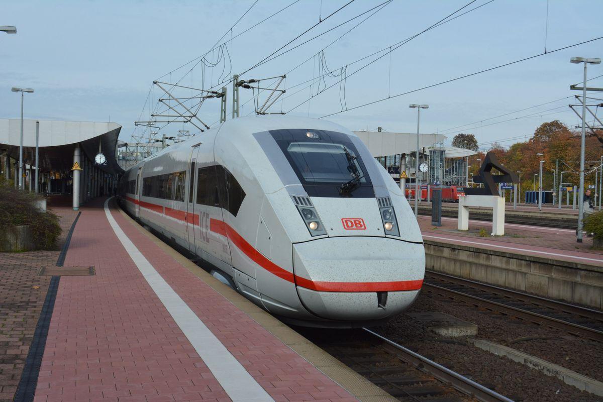 ICE 4 - Der neue ICE-Zug:RiG ...